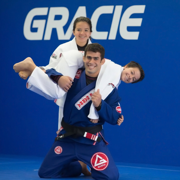 Gracie Barra Huntington Beach Kids & Teens Programs